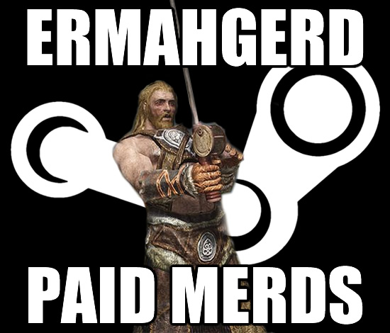 Ermahgerd Paid Merds